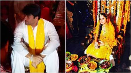 I feel content and complete: Anas Rashid on tying the knot with HeenaIqbal