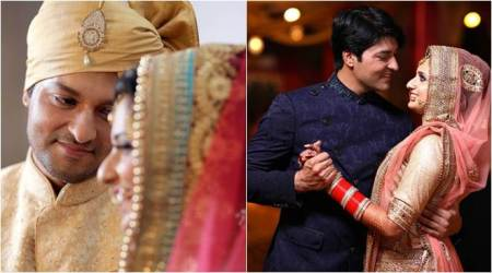 Diya Aur Baati Hum actor Anas Rashid and Heena Iqbal prove marriages are made in heaven