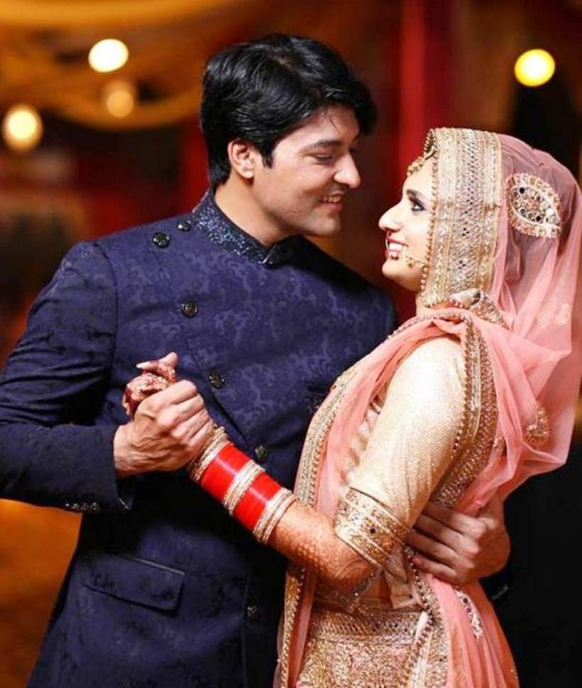 Anas Rashid, Anas Rashid weddingtv wedding, tv celebs wedding, tv celebs wedding photos