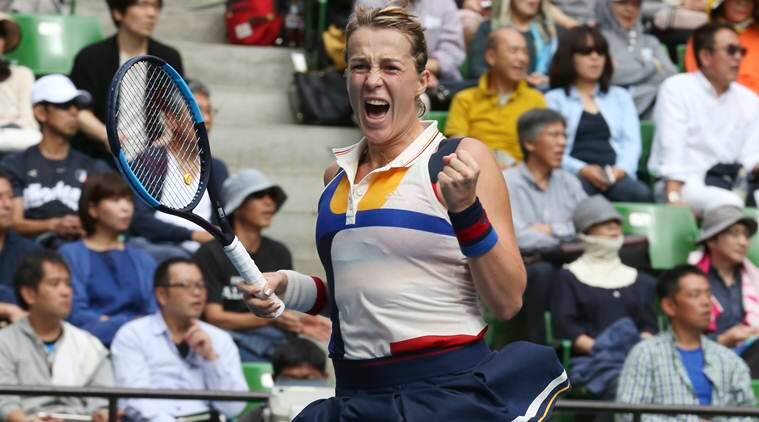 Anastasia Pavlyuchenkova faces Daria Gavrilova in Hong Kong Open final