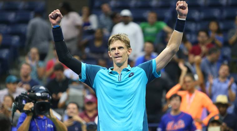 Sam Querrey, kevin Anderson, US Open, US Open quarterfinal