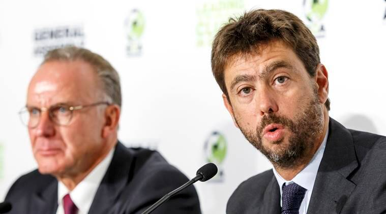Andrea Agnelli appointed as ECA chairman