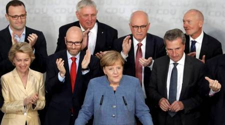 Putting the pieces together: Merkel's coalition jigsaw