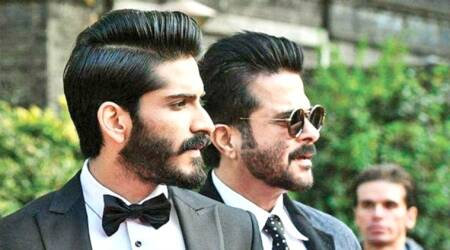 Harshvardhan Kapoor all set to share screen space with father Anil Kapoor in Abhinav Bindra's biopic