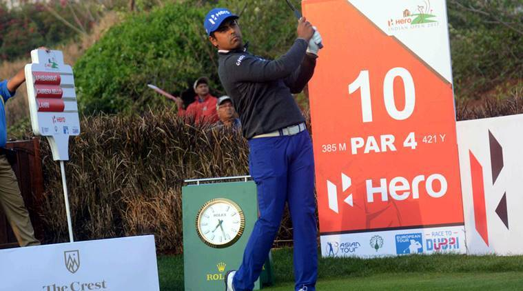 Anirban Lahiri, Anirban Lahiri India, BMW Championships, sports news, golf, Indian Express