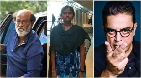 Kollywood stars condemn NEET and the government for Anitha'ssuicide
