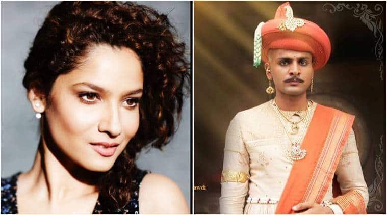 ankita lokhande, vaibhav tatwawaadi, manikarnika the queen of jhansi