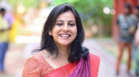 Angamaly Diaries fame Anna Rajan trolled over comment about Mammootty, Dulquer