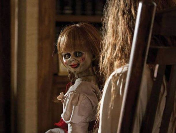annabelle creation box office collection, annabelle creation box office