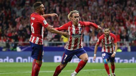 Atletico Madrid show classic grit in triumphant start to new era