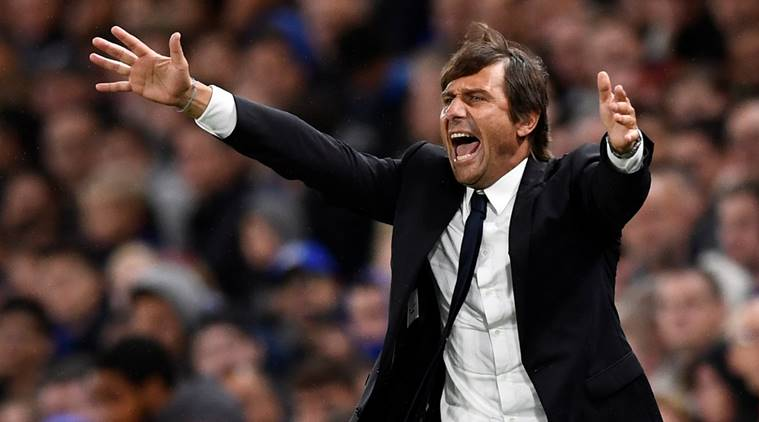 Are you serious? Arsenal in title race - Conte