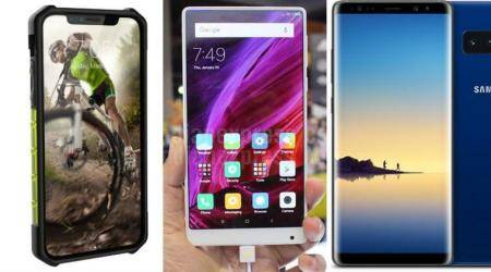 iPhone 8, Apple iPhone 8 launch, Samsung Galaxy Note 8 India launch, Samsung Galaxy Note 8 India price, Note 8 India