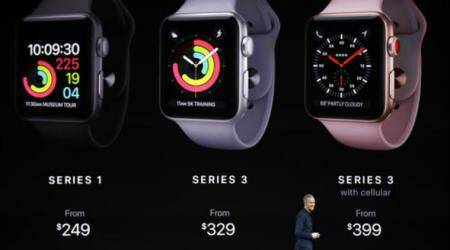 Apple Watch goes solo with Watch Series 3, but don't dump your phone yet
