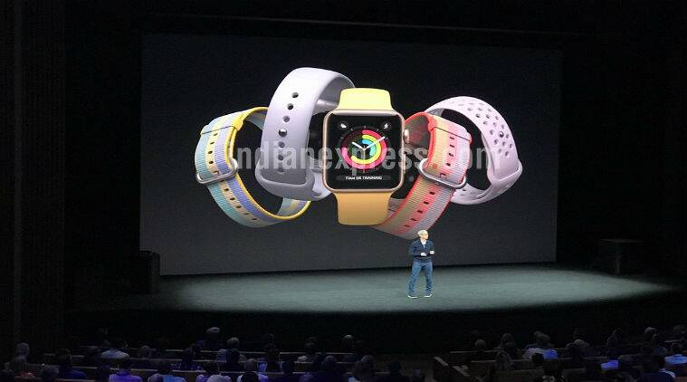 Apple Watch Series 3, Watch Series 3, Apple Watch 3, Apple Watch Series 3 India price, Apple Watch Series 3 launch in India, Apple Watch Series 3 LTE, Apple Watch Series 3 cellular, Apple smartwatch, Series 3 watch LTE, technology, technology news