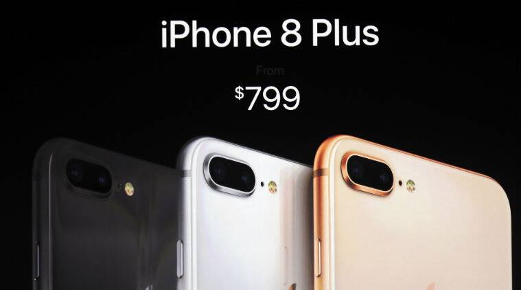 Apple IPhone X 8 Price In India