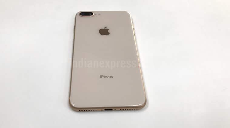 Apple iPhone 8 Plus, iPhone 8, iPhone 8 Plus, Apple iPhone 8 Plus review, Apple iPhone 8 Plus first impressions, Apple iPhone 8 Plus price in India, Apple iPhone 8 Plus price features, Apple iPhone 8 Plus India launch