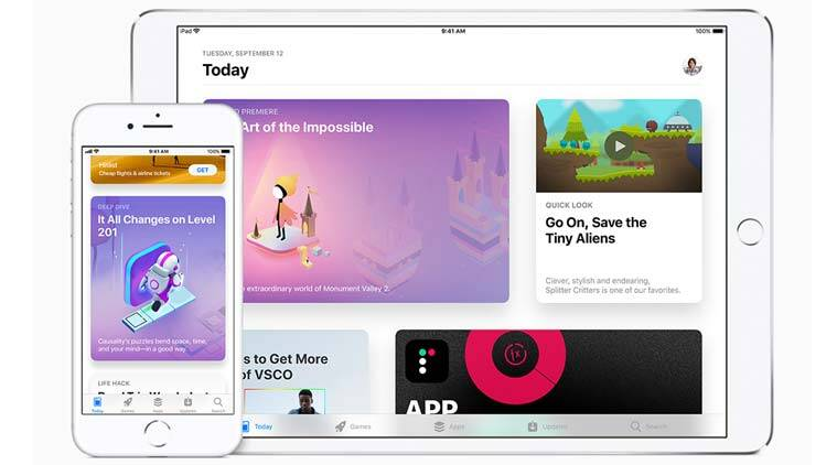 Apple Posts Ads for the New App Store