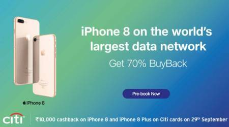 Apple, iPhone 8, Reliance Jio iPhone 8 buyback offer, Jio buyback offer on iPhone 8, Apple iPhone 8, iPhone 8 Plus,