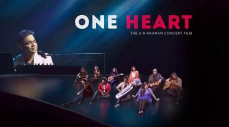 One Heart: The AR Rahman Concert Film review, One Heart: The AR Rahman Concert Film review, ar rahman movie, one heart film