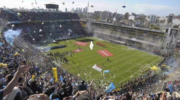 Argentina, World Cup qualifier, Peru, Boca Juniors