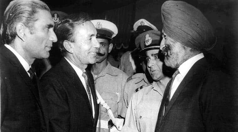 arjan singh, Arjan Singh timeline, arjan singh dies, arjan singh death, iaf marshal arjan singh, arjan singh iaf, narendra modi, india pakistan war, indian air force