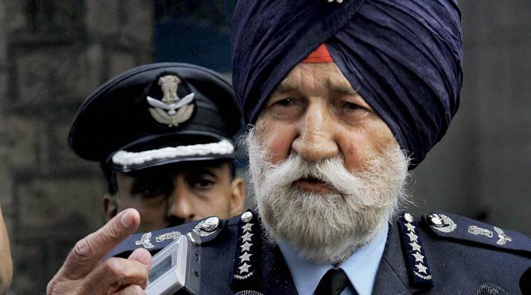 arjan singh, arjan singh dies, arjan singh death, iaf marshal arjan singh, arjan singh IAF, narendra modi, india pakistan war, indian air force