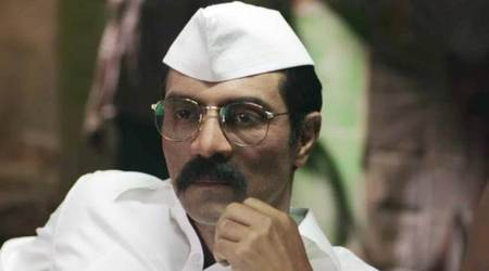 Daddy box office collection Day 2, arjun rampal, arjun rampal as arun gawli