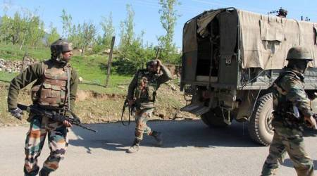 For second consecutive day, Pakistani troops resort to mortar shelling along LoC in Poonch
