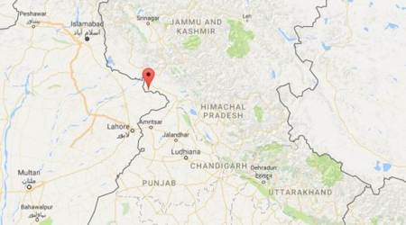 Pakistan shells border outposts in Jammu district, woman killed