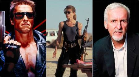 Terminator 6: Arnold Schwarzenegger, Linda Hamilton and James Cameron to return