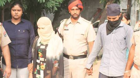 Fiancee among two others arrested for the murder of Indo-Tibetan Border Police jawan