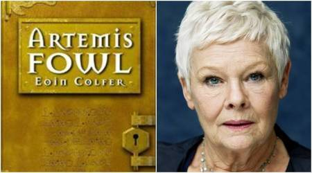 Victoria and Abdul actor Judi Dench in talks to join Artemis Fowl movieadaptation