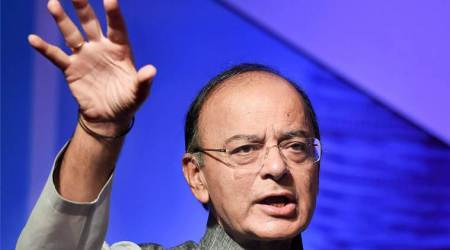 Rising stressed assets is core concern now: Arun Jaitley