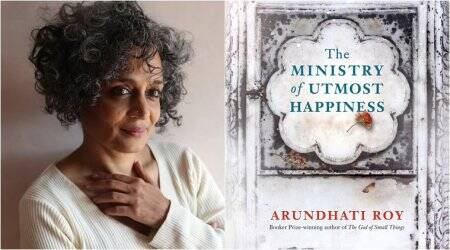 arunadhati roy, arunadhati roy booker prize 2017, arunadhati roy man booker, arunadhati roy novels, arunadhati roy fiction, Man Booker Prize 2017 list, Man Booker Prize 2017 longlist, Exit West, Mohsin Hamid, indian express, indian express news