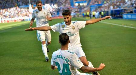 I don't think about winning the Ballon d'Or, says MarcoAsensio