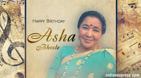 Asha Bhosle at 84: The Bollywood legend who was once the perennial 'Number 2' (after Lata Mangeshkar) is second to none today