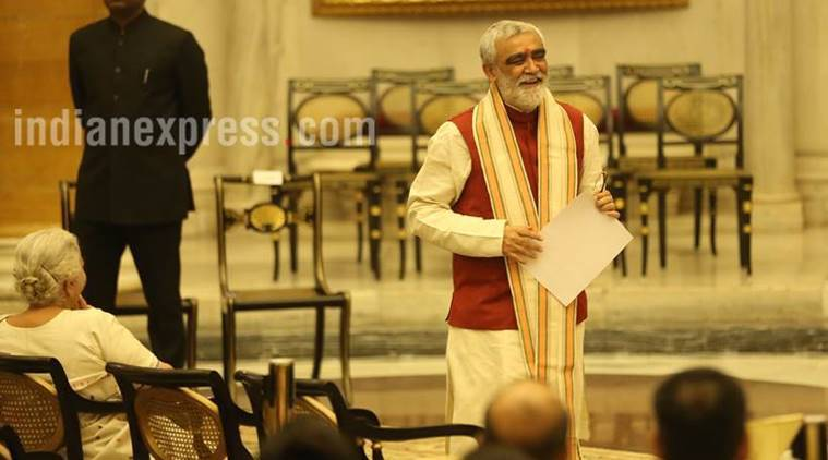 Ashwini Kumar Choubey, Health minister, cabinet reshuffle, public health awareness, healthy india, indian express, india news