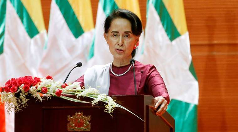 Myanmar bans protests in big cities
