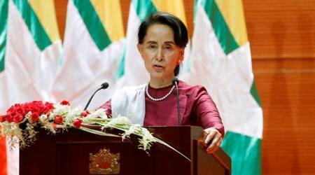 Suu Kyi 'burying head in sand' over Rakhine crisis, says Amnesty