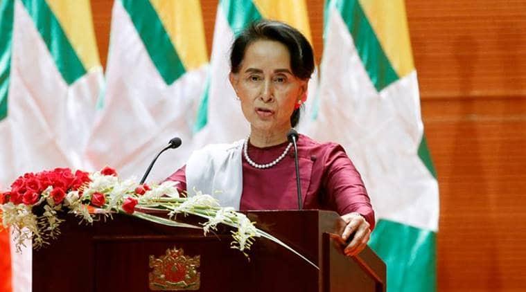 UN Security Council meet Myanmar's Suu Kyi over Rohingya