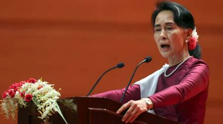 Aung San Suu Kyi speaks: Rohingya can return if they pass verification