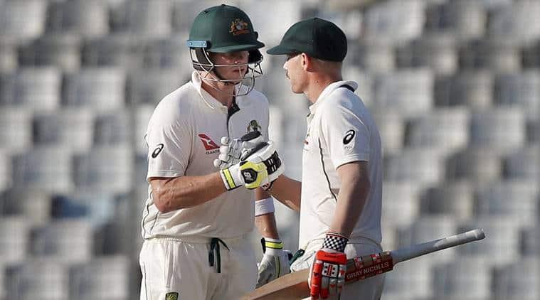 Bangladesh vs Australia, Mark Taylor, Usman Khawaja, David Warner, sports news, cricket, Indian Express