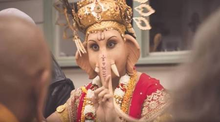 Hindus protest against controversial Ganesha advertisement in Australia