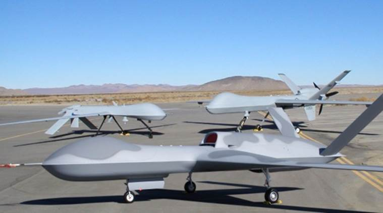 Avenger Predator India Buys Drones Indian Air Force New