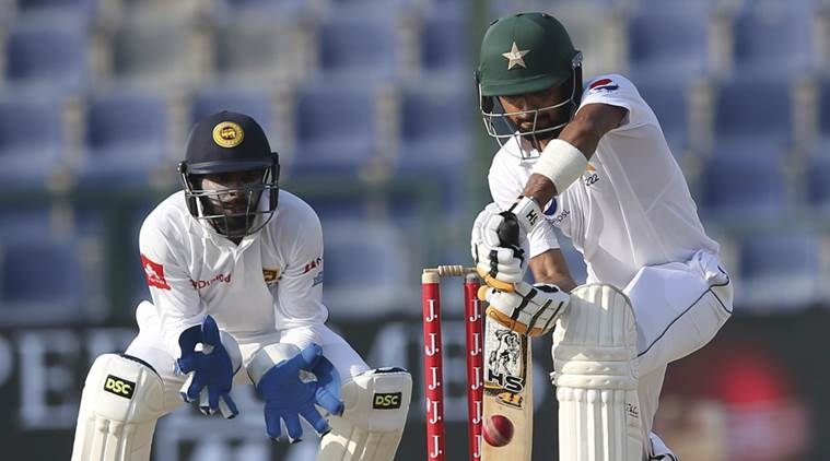 Azhar Ali, Pakistan vs Sri Lanka, Pak vs SL Test series, cricket news, indian express