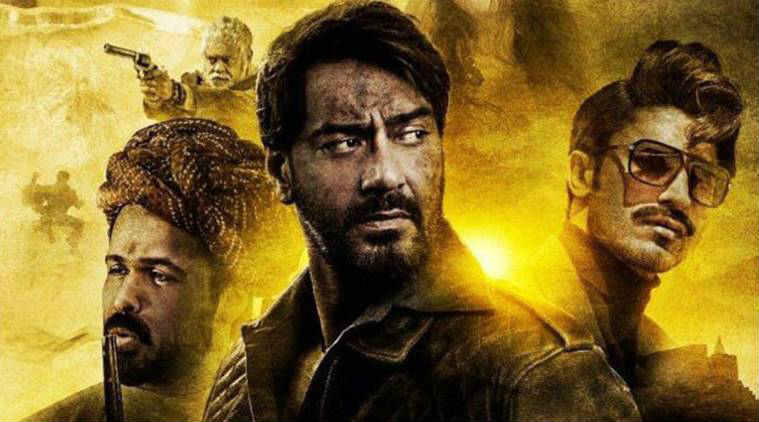 baadshaho box office, Baadshaho box office collection day 4, baadshaho, baadshaho photo, baadshaho collections, Ajay Devgn