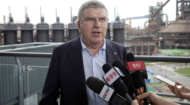 International Olympic Committee, Thomas Bach, Olympic Games 2024, olympics