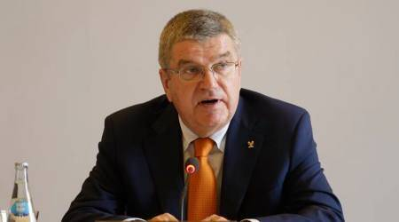 There is no plan B for Pyeongchang Winter Olympics, says IOC's Thomas Bach