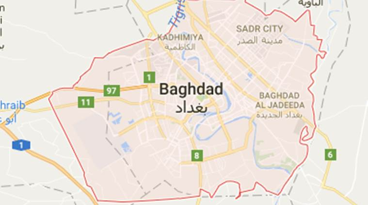 Twin blasts in central Baghdad kill at least 27, wound dozens more