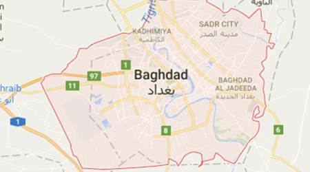 Twin suicide blast kills 26 in Baghdad